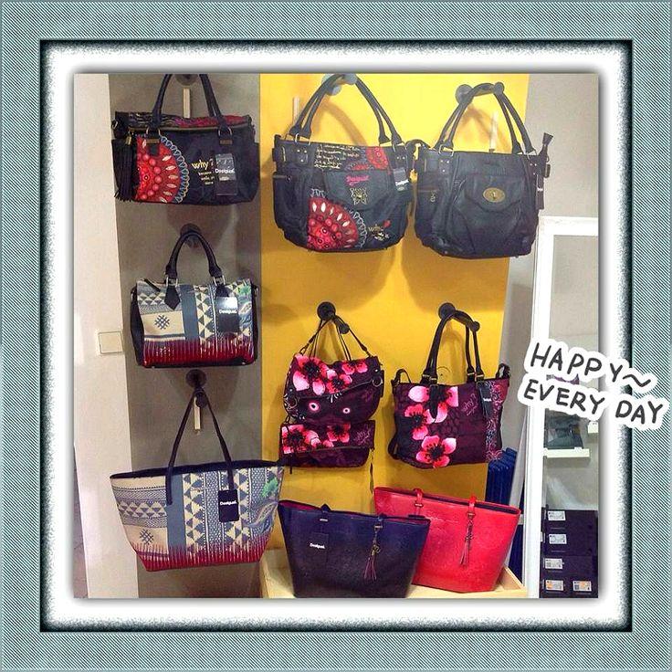 handbags Desigual FW14