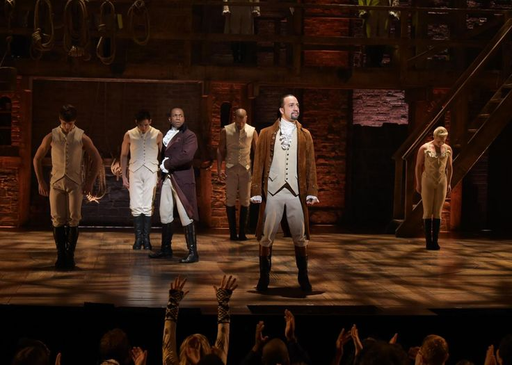 Hamilton at the white house The cast of Hamilton performs March 2016