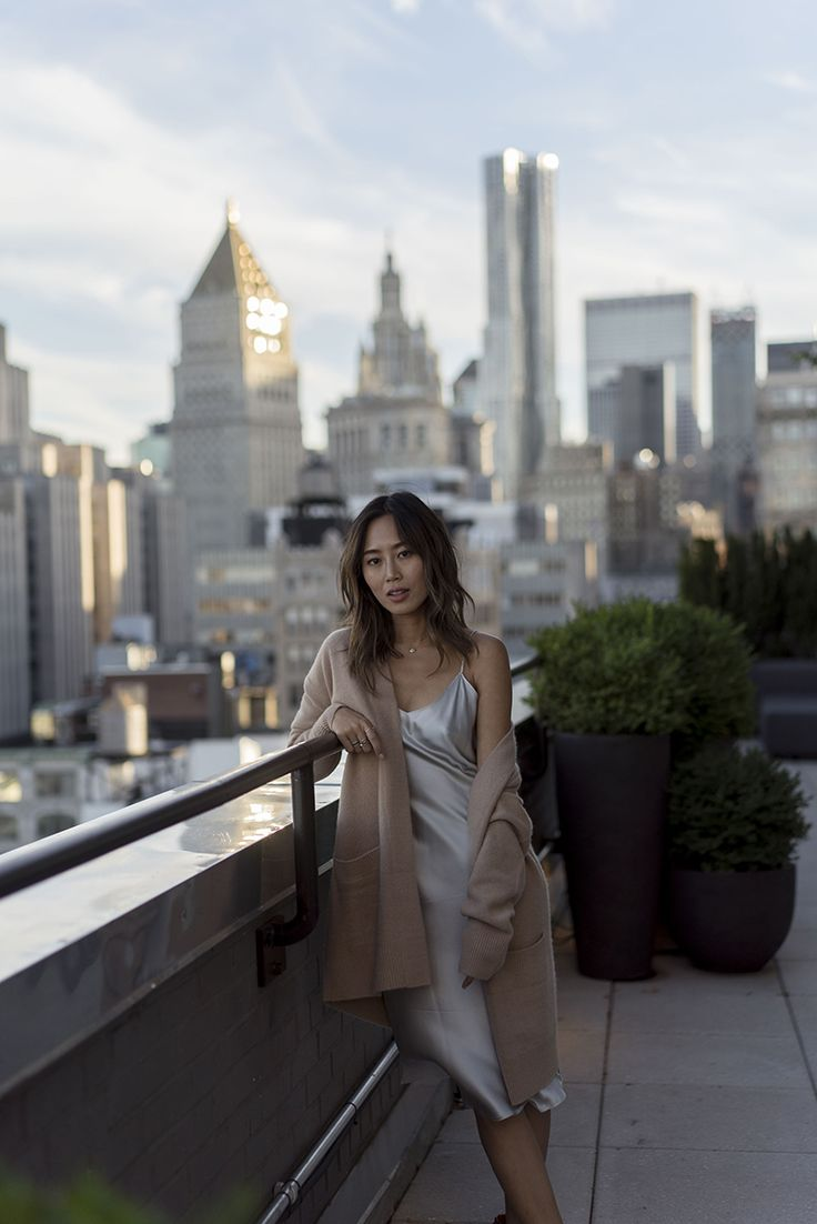 Feeling like the luckiest girl this fashion week because I have access to this amazing view from the terrace suite at 11 Howard Hotel! During my down time …