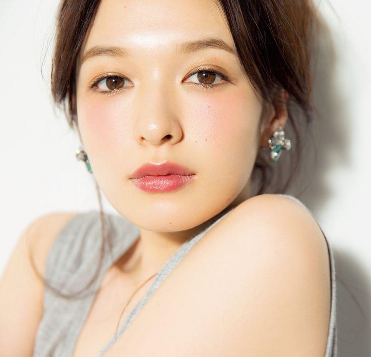 voce9月号,犬木愛,まんまるデカ目、