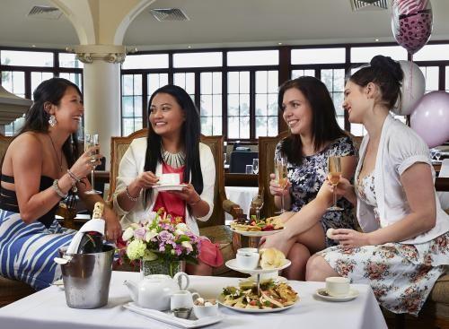 Pagoda Restaurant & Bar High Tea for 10