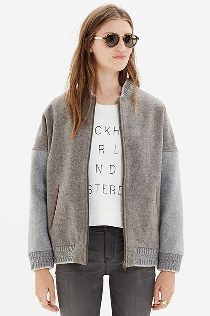 50 Fall Jackets, 5 Killer Trends You Gotta Try! #refinery29  http://www.refinery29.com/jackets-fall-trends#slide4