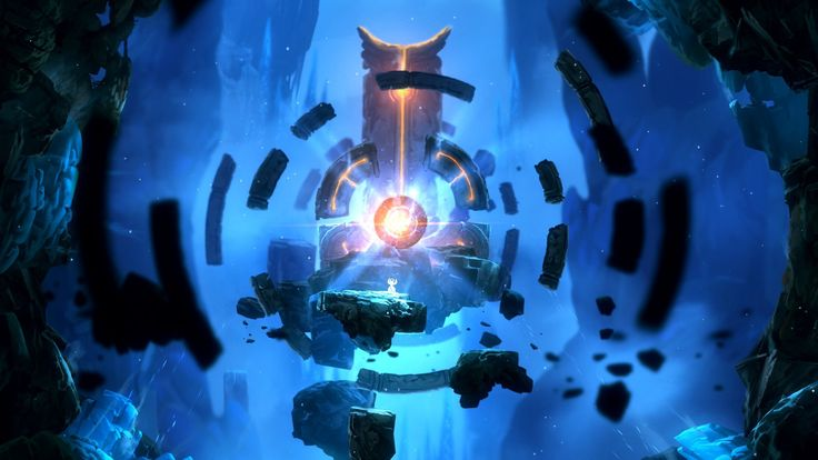 Ori and the Blind Forest Artdump - Polycount Forum