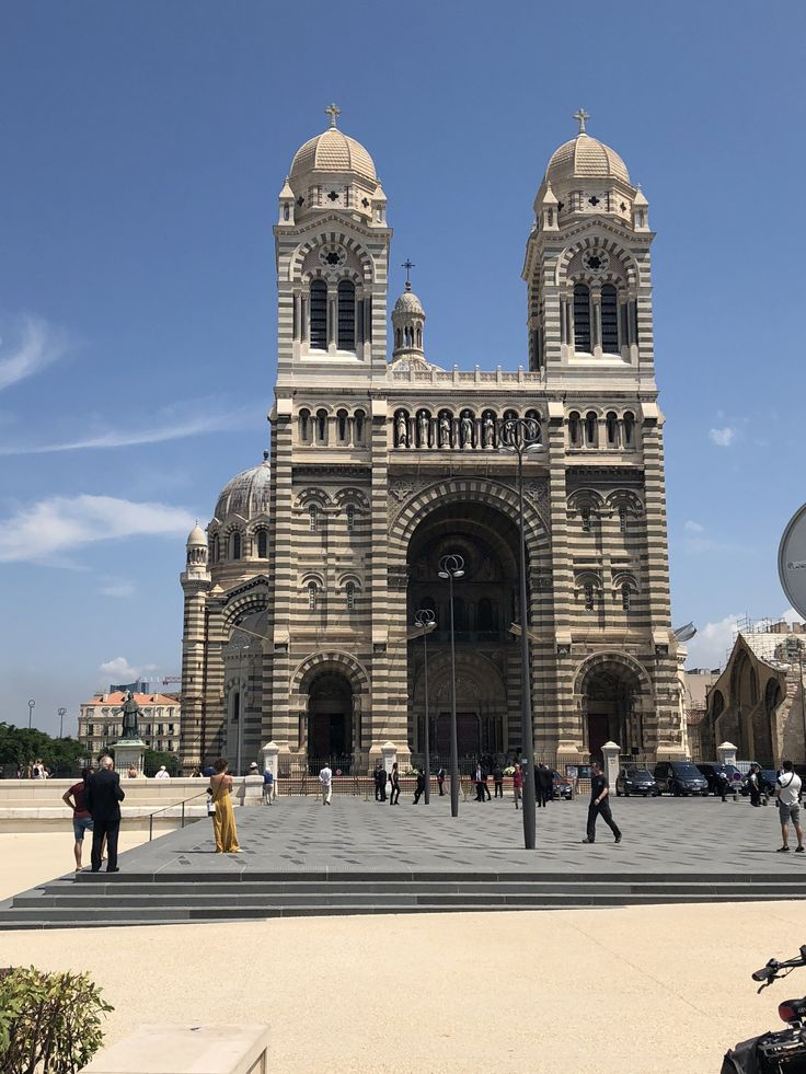 Cathédrale de la Major, Marseille, France Travel, Voyage