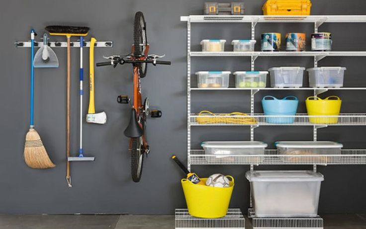 "Sunday Morning Tip for Mar 19: What To Do For The ""Messy"" Garage"