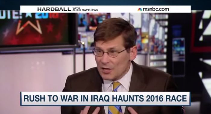 Appearing on MSNBC's Hardball with Chris Matthews last week, longtime CIA official and George W. Bush's former intelligence briefer Michael Morell outright admitted that the Bush-Cheney administration publicly misrepresented the intelligence related to Iraq's supposed WMD program and Saddam's alleged links to Al Qaeda.