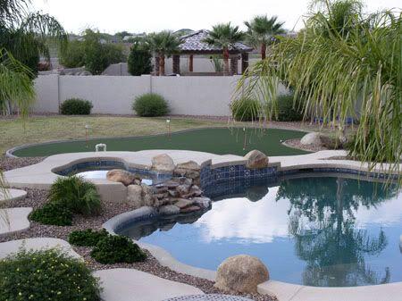 John's backyard