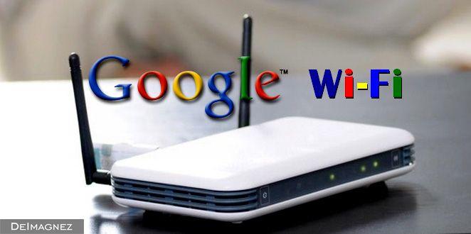 "Berita Teknologi Deimagnez - Google Akan Luncurkan Router ""Google Wi-Fi"""