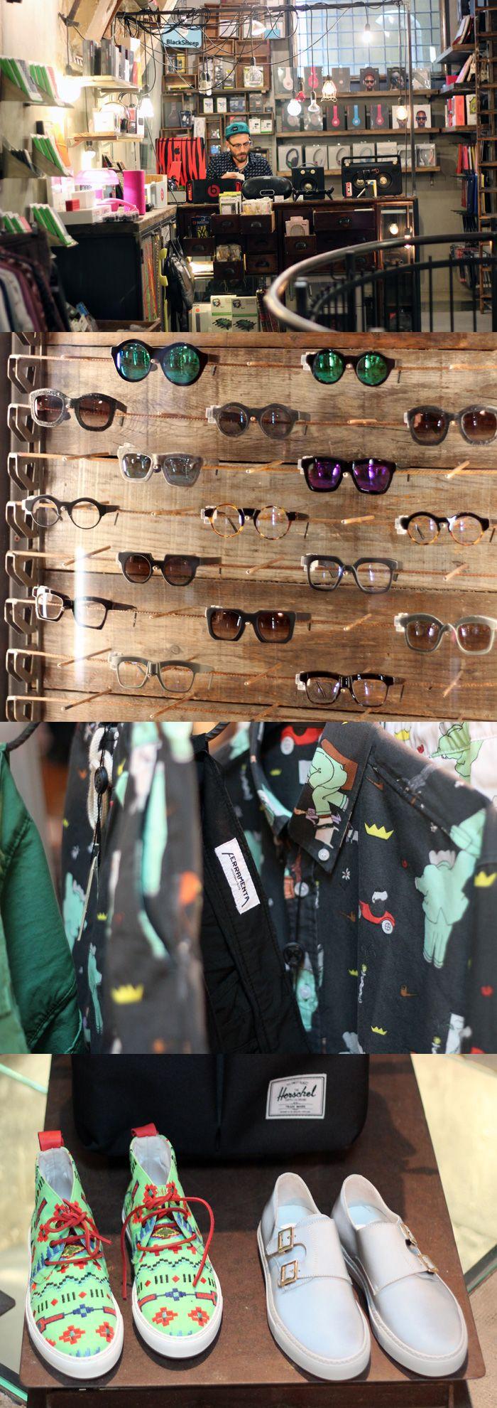 ERRAMENTA  Abbigliamento, Scarpe e Accessori via delle Moline 16/A - Bologna http://shoppingroutes.it/