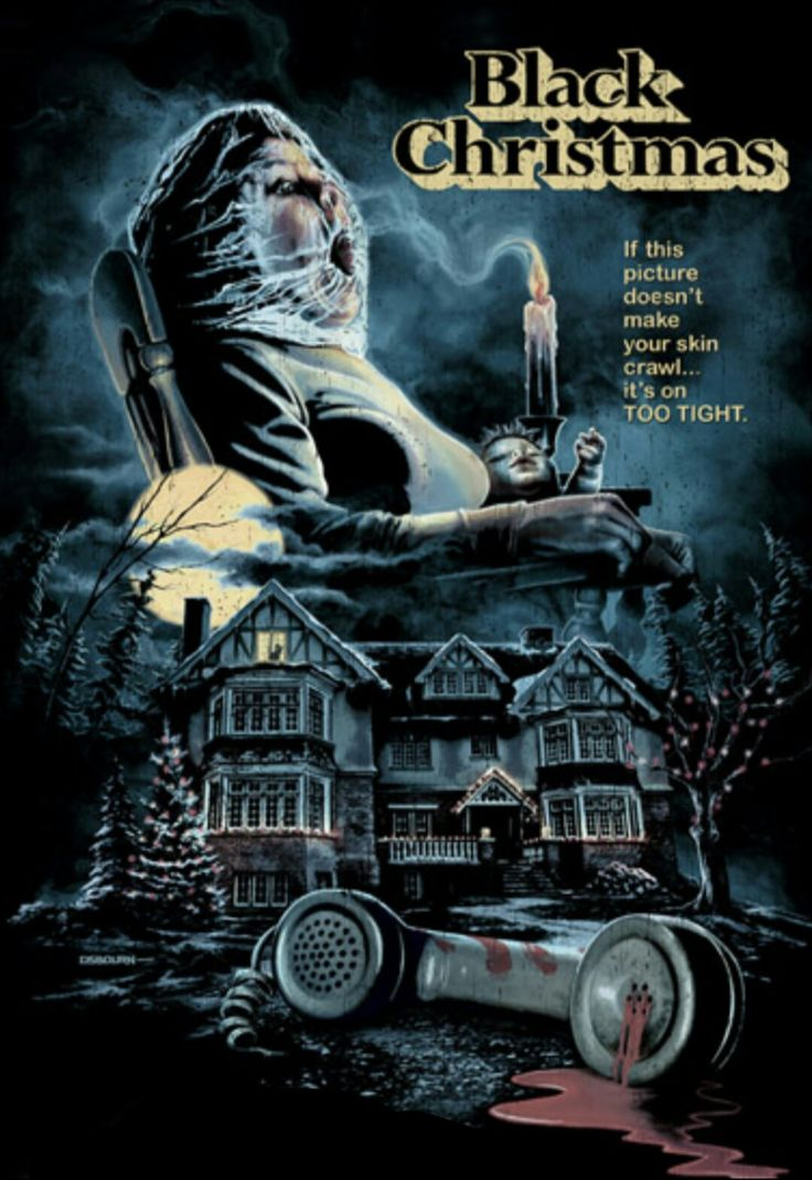676 best slasher giallo horror movies images on for Famous black and white christmas movies
