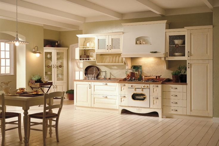 The atmosphere vaguely English that you breathe in this kitchen, makes this even more unique decor solution. http://www.spar.it/sp/it/arredamento/cucine-spo-3.3sp?cts=cucine_classiche_spoleto