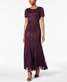 Purple Formal Dresses for Women - Macy's