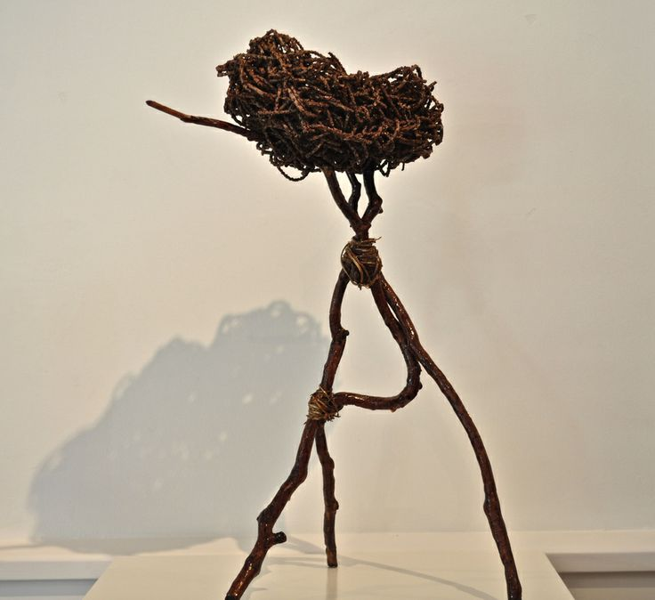 ROSE RIGLEY Exhibition - Women in the Arts; Work - From the womb of destruction 2011