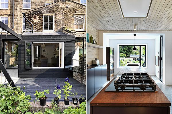 Victorian home in Hackney gets a thoroughly modern makeover