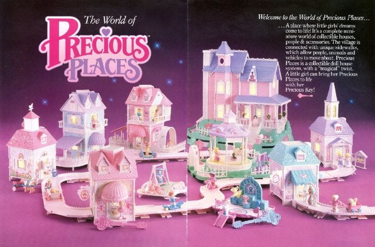 One of the most charmingly beautiful toys of my childhood. #toys #Precious_Places #retro #nostalgia #childhood #1990s #1980s: Remember, 80S, Childhood Memories, Precious Places, 90S, House, Childhood Toys, 80 S, Kid