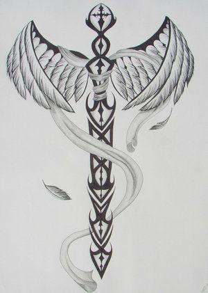 Mejores 40 im genes de tattoos en pinterest dise os para for Sword tattoos tumblr