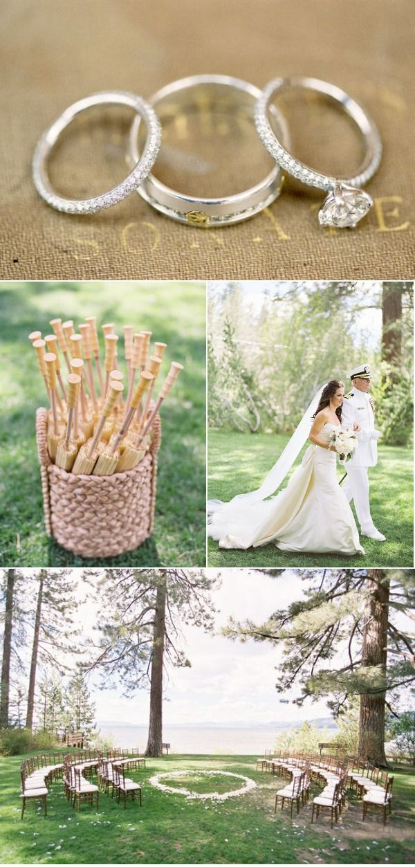 Lake Tahoe Wedding. This would be so cute because my parents got married in Lake Tahoe in a wedding Chappell called Sierra wedding Chappell. I would I wedding like this but country western with the lake view