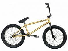 "Flybikes ""Neutron"" 2017 BMX Bike - Metallic Gold | LHD"