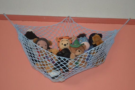 Crocheted Toy Hammock What would you use the hammock for?