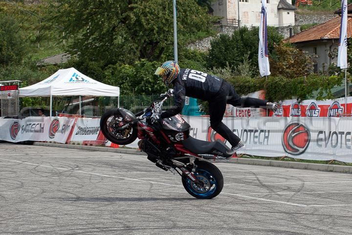 french rider Julien Welsh