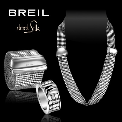BREIL Steel Silk