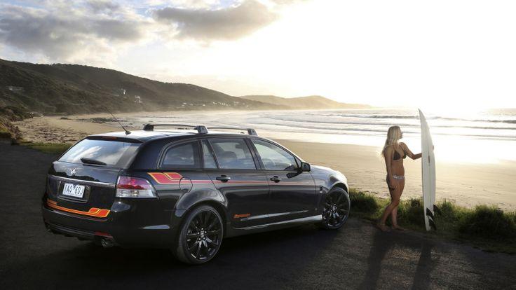Holden wagon brings back the spirit of the Sandman