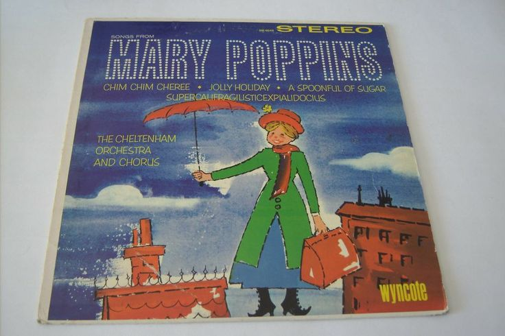 Songs From Mary Poppins  the Cheltenham Orchestra and Chorus