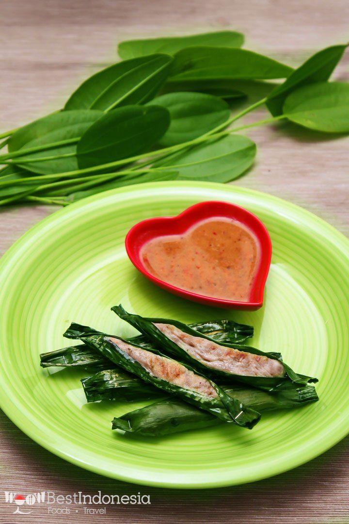 Otak-otak Bakar Best Indonesian Dishes Jakarta #Indonesia #Food