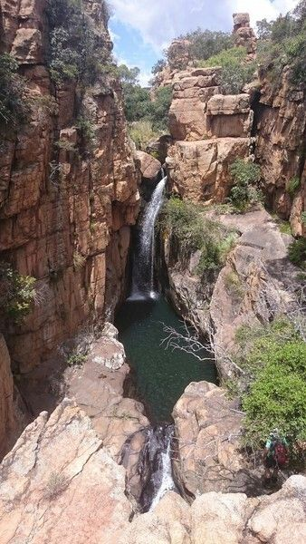 Castle Gorge, Magaliesburg, Gauteng, South Africa