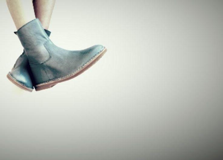 DE VRIES NR.8 'jeans' boots www.DEVRIES1972.com