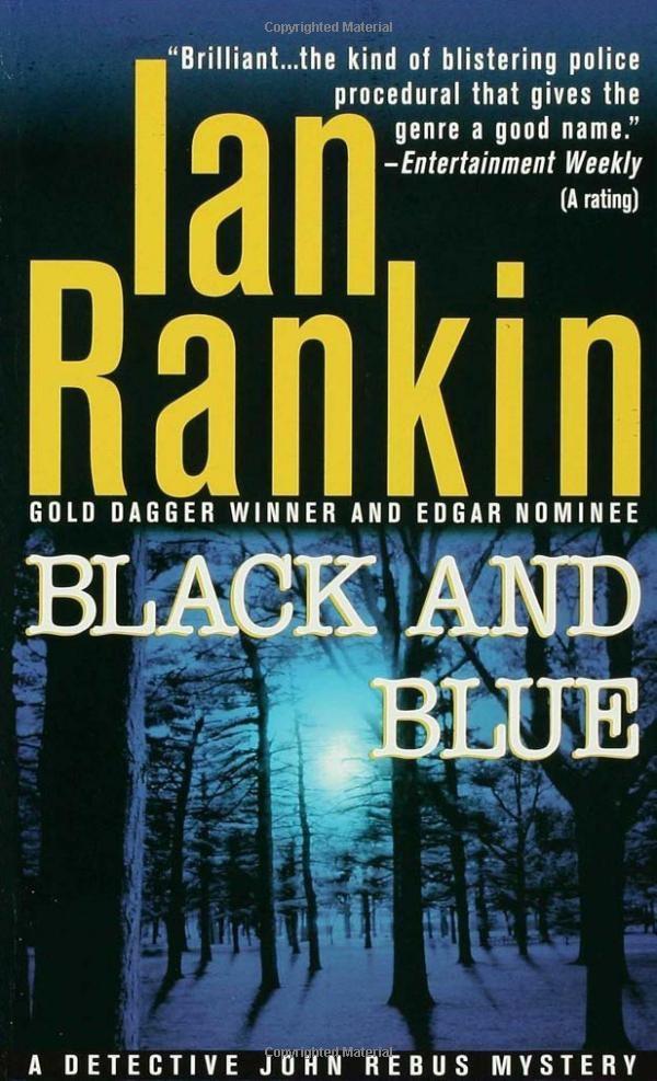 And Blue Ian Rankin 2