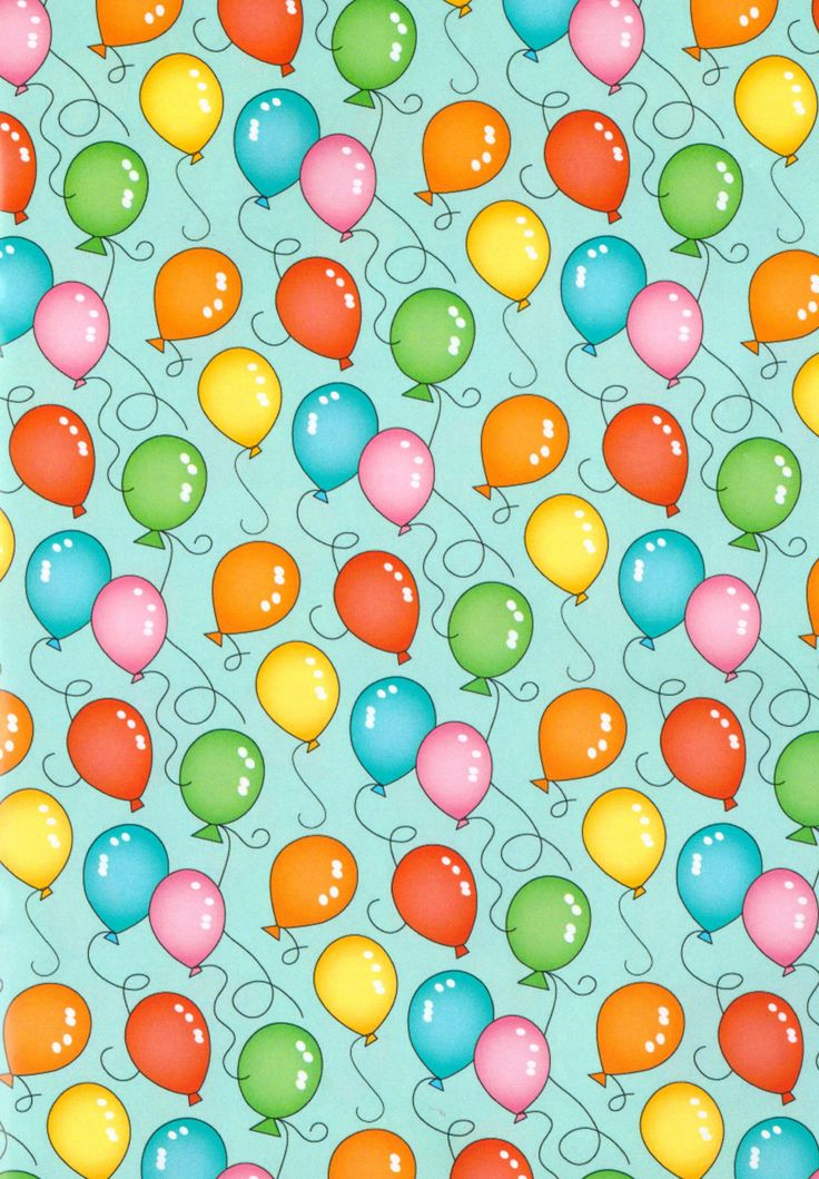 balloon paper - Decorative Paper
