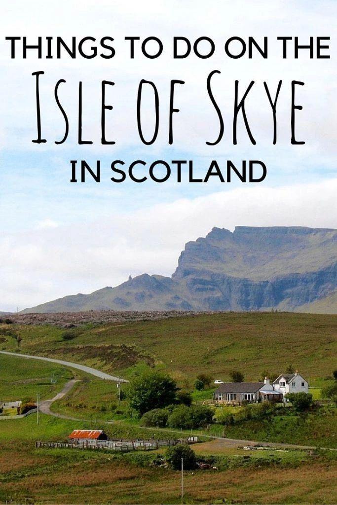 L'isola di Skye: ancora la mia parte preferita della Scozia
