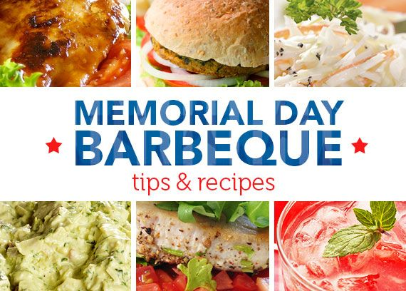 memorial day bbq snacks