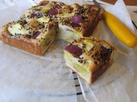 「1ボウルで簡単ほっくりさつまいもケーキ」tai   お菓子・パンのレシピや作り方【corecle*コレクル】