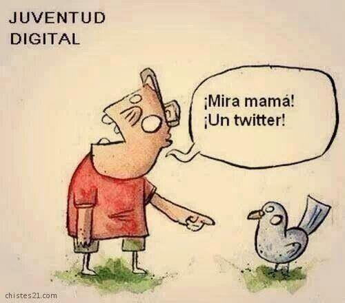 chiste grafico juventud digital #humor #NoSeNosEstaraYendoDeLasManos @CEBANC #cebancesfuturo