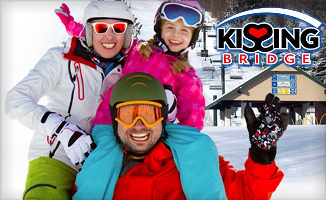 Kissing Bridge Coupon Booklets - Over $300 in Savings on Lift Tickets, Dining and More