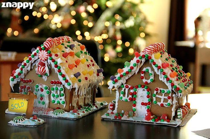 #gingerbread #gingerbreadeverywhere #christmasiscoming #coldwinterdays #GingerbreadHouseDay
