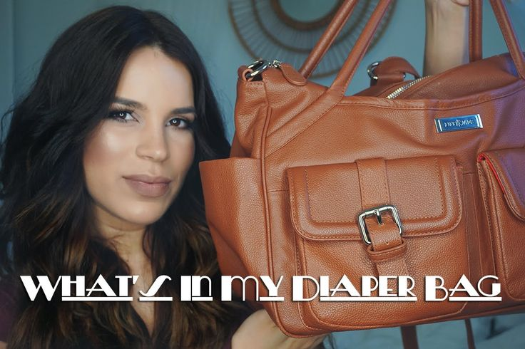 What's in my diaper bag? | Mommy Video