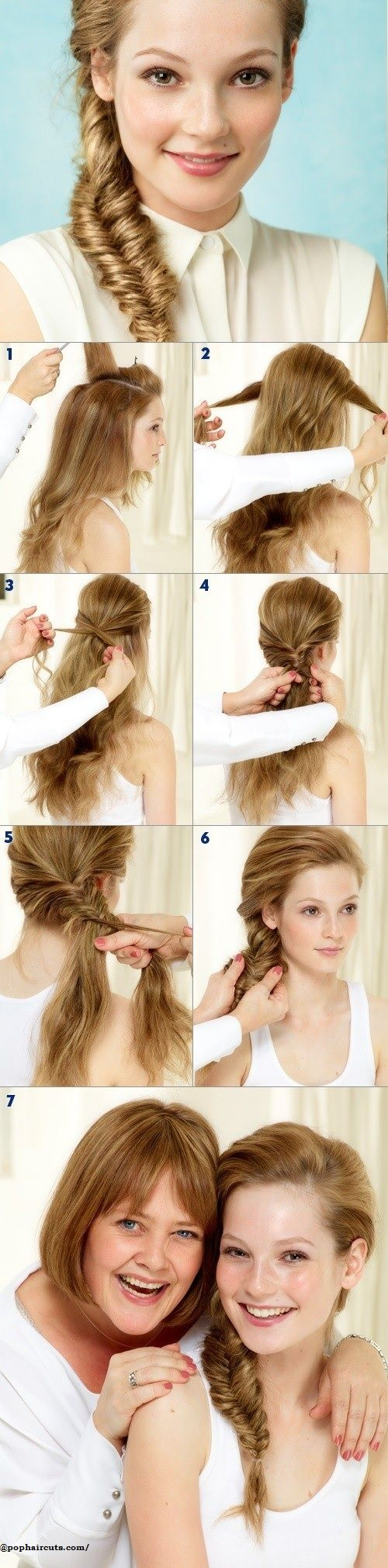 30 Beautiful Hairstyles Too Classy And Easy To Do