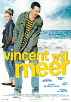 vincent will Meer- Witziges und pfiffiges Roadmovie über einen am Tourette-Syndrom leidenden jungen Mann, der seiner Mutter den letzten Wunsch erfüllen und ihre Asche nach Italien ans Meer bringen will.