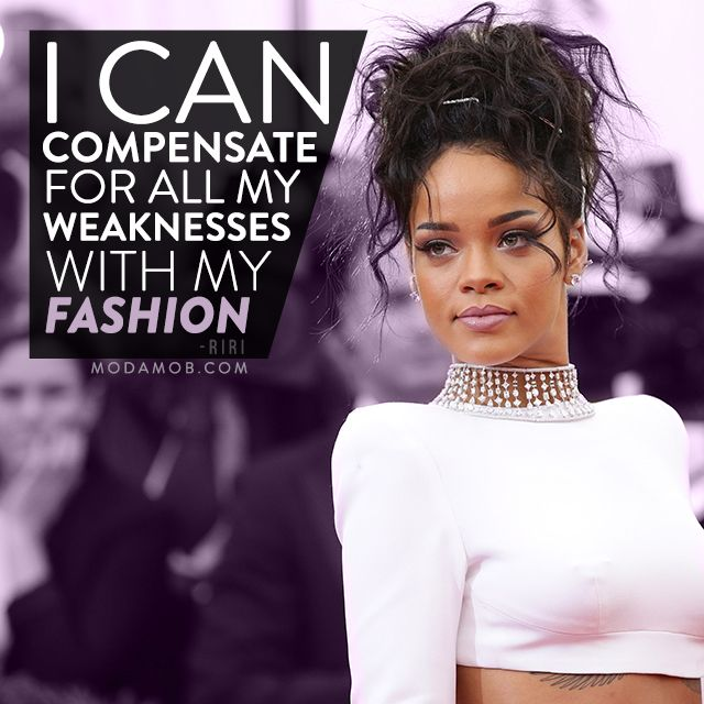 9 Rihanna Style Quotes to Live By