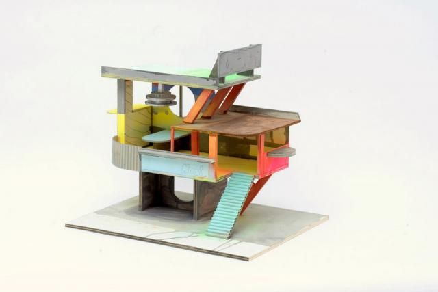 atelier pour enfants: Maquettes. Amazing inspiration for our architecture model project!!