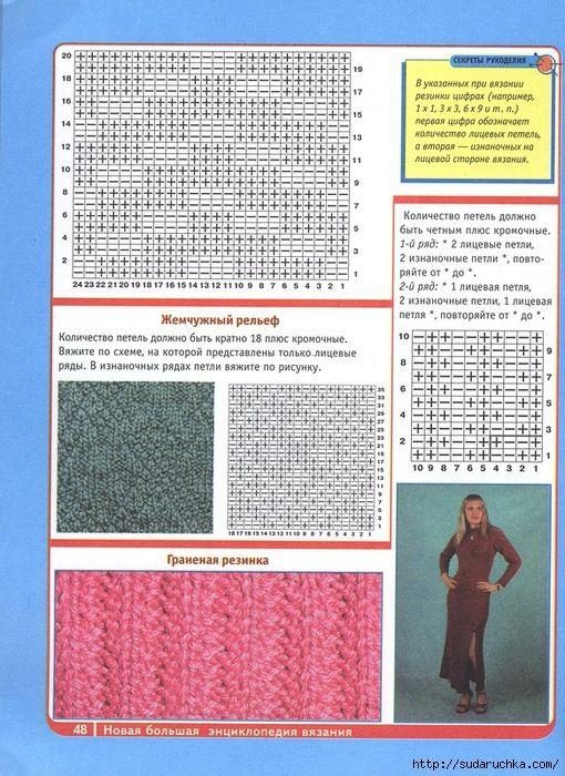 Мобильный LiveInternet Энциклопедия по вязанию спицами и крючком. | Olana05 - Дневник Olana05 |