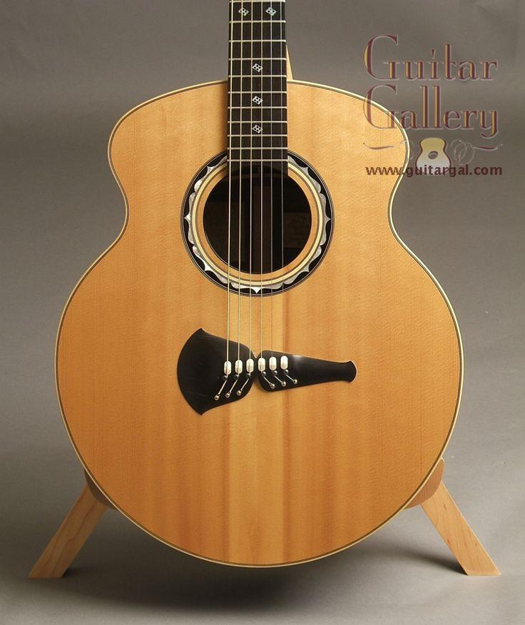 steve klein acoustic guitar for sale at guitar gallery with flight case steve klein guitars. Black Bedroom Furniture Sets. Home Design Ideas