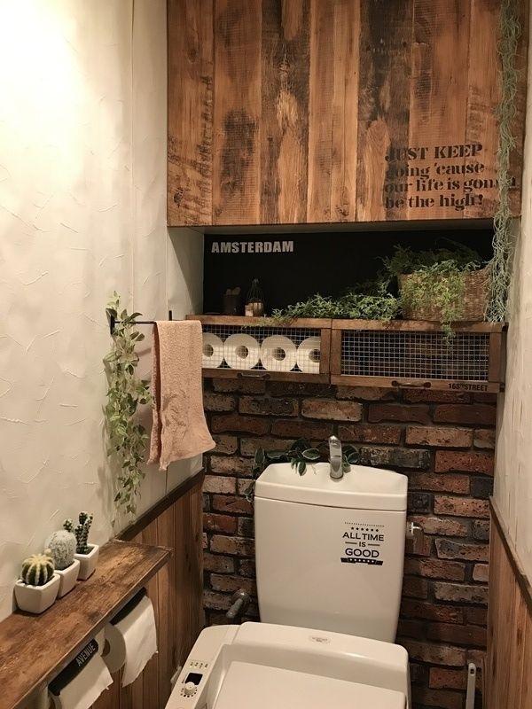 トイレもおしゃれな空間にしたい!100均DIYで華麗に大変身♡ - Yahoo! BEAUTY