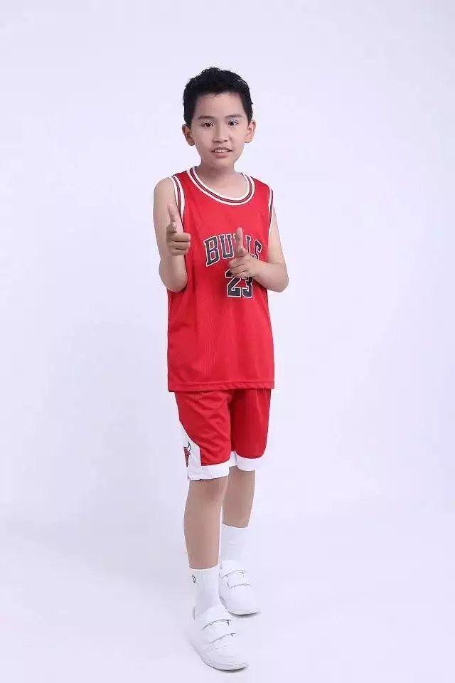Chicago bulls Rojo ninos NBA camiseta jordan 23 mas baratos 3futbolmoda.com