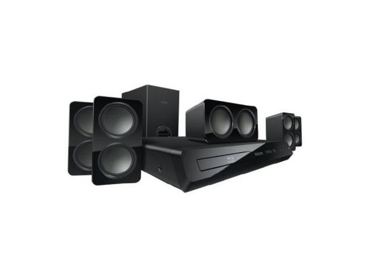 Philips Blu-Ray/DVD Home Theatre $299 *Prices subject to change