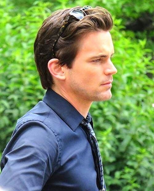 1168 best images about white collar on pinterest seasons - Neal caffrey hair ...