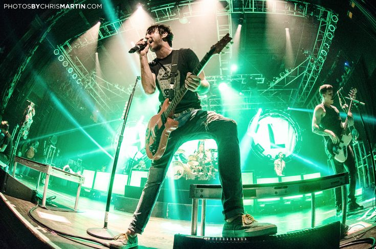 All Time Low and Pierce The Veil at The House Of Blues in Orlando ...